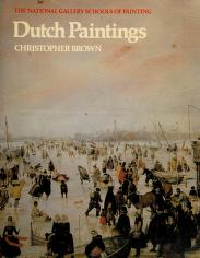 Cover of: Dutch paintings   National Gallery (Great Britain)