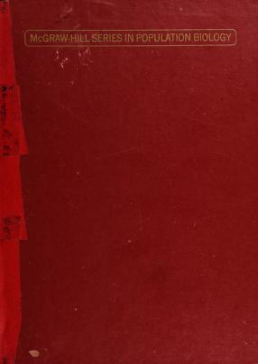 Cover of: Marine zoogeography | John C. Briggs