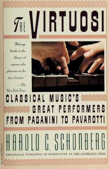 Cover of: The virtuosi | Harold C. Schonberg