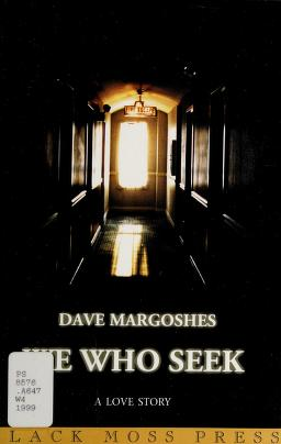 Cover of: We who seek | Dave Margoshes